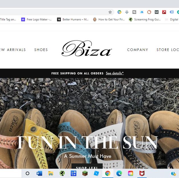 Biza Shoes