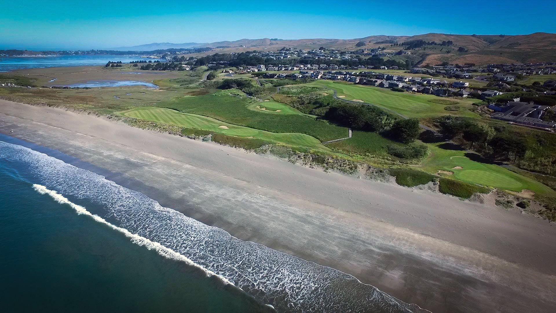 Coastline & The Pit