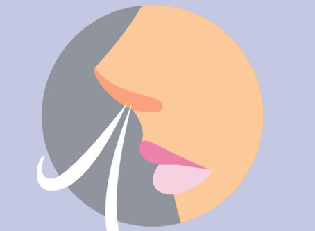 The benefits of breathing through your nose are plentiful