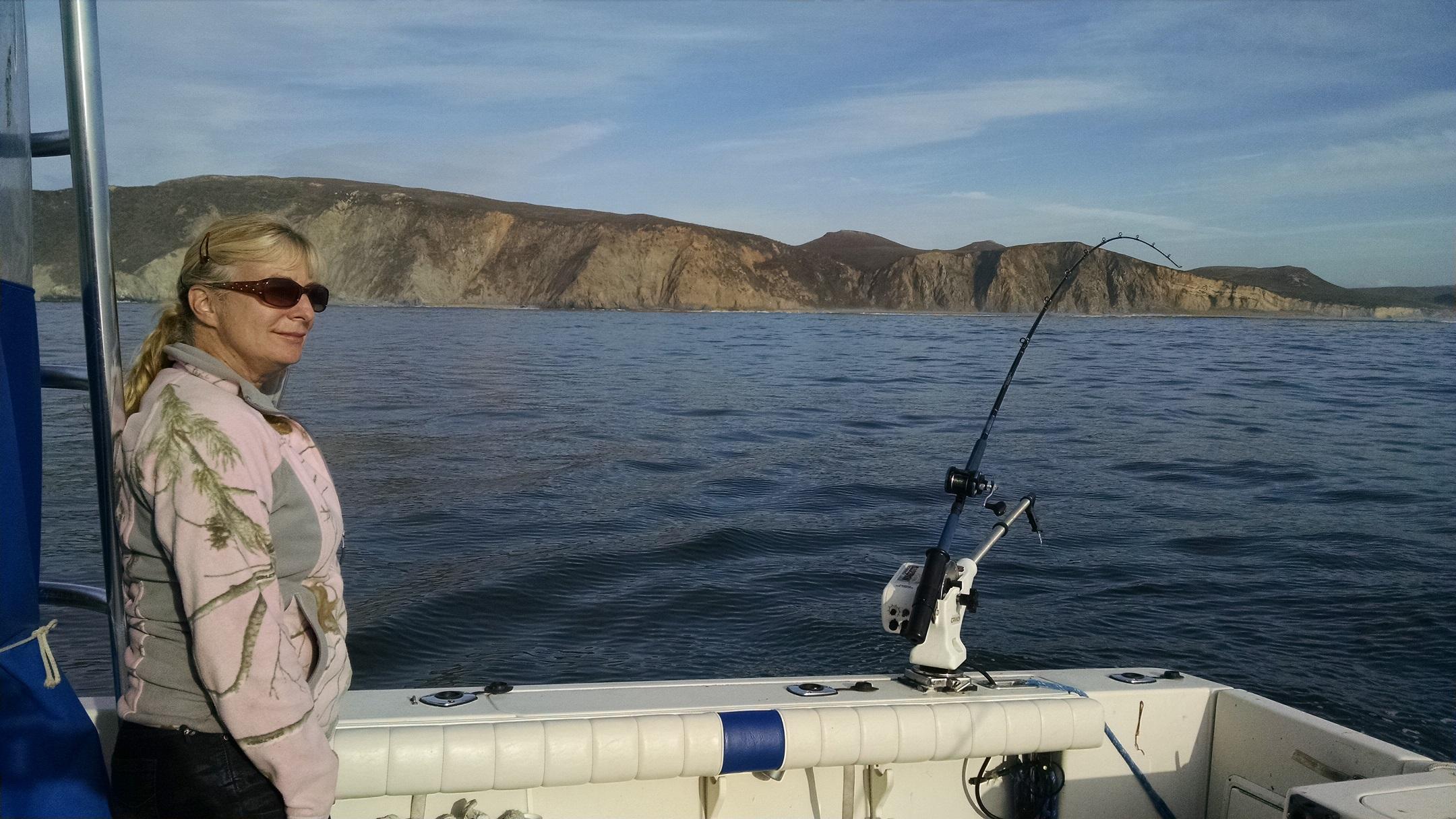 Fishing Trips | Reel Magic Sport Fishing Charters | Bodega Bay, CA
