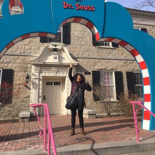 Dr. Seuss Museum