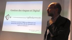 Matinal ADICEO et GALEA & Associés : Gestion des risques et Digital