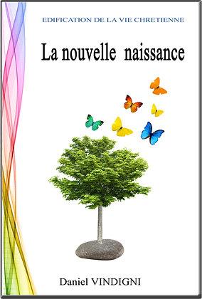"""Livre """"La Nouvelle Naissance"""""""