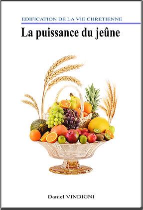 """Livre """"La puissance du Jeûne"""""""