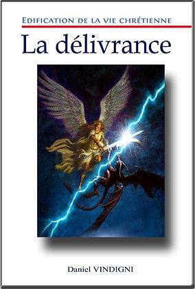 """Livre """"La Délivrance"""""""