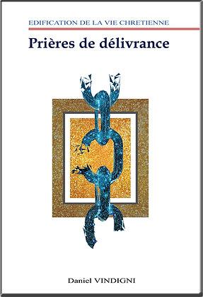 """Livre """"Prières de Délivrance"""""""