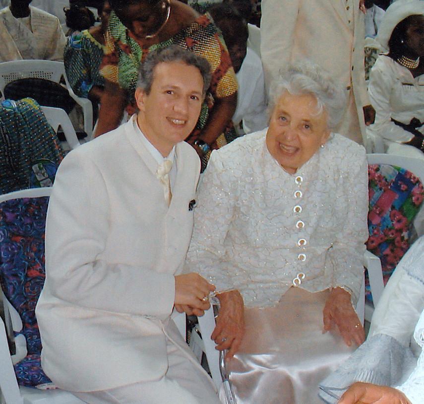 Pasteur Daniel Vindigni & Gwen Shaw