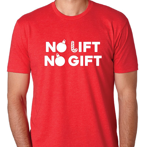 X-Mas No Lift No Gift