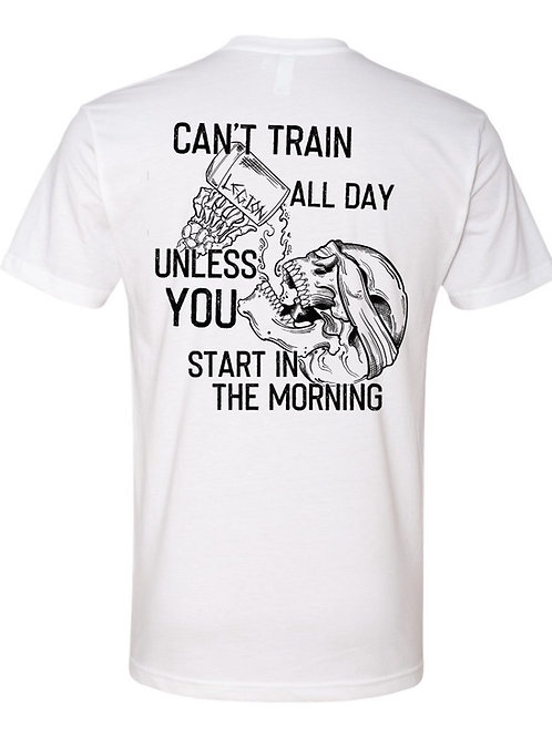 Train All Day T-Shirt