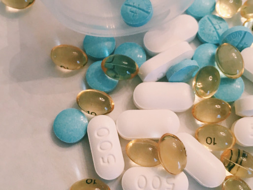 도한을 유발하는 약