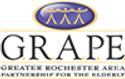 Greater Rochester Area Partnership for the Elderly Logo