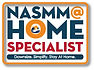 NASMM at Home Specialist Logo