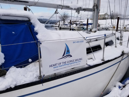 Waiting for May 1st, our first sailing day of 2020!