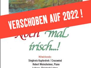 Kultur auf dem Land / VERSCHOBEN auf 2022 !