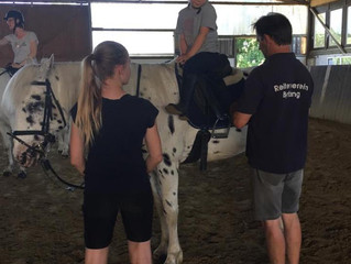 Lehrgang - Der richtige Umgang mit dem Pferd VOR dem Reiten 26.06.19