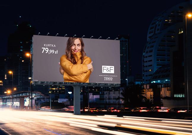 F&F kampaň AW