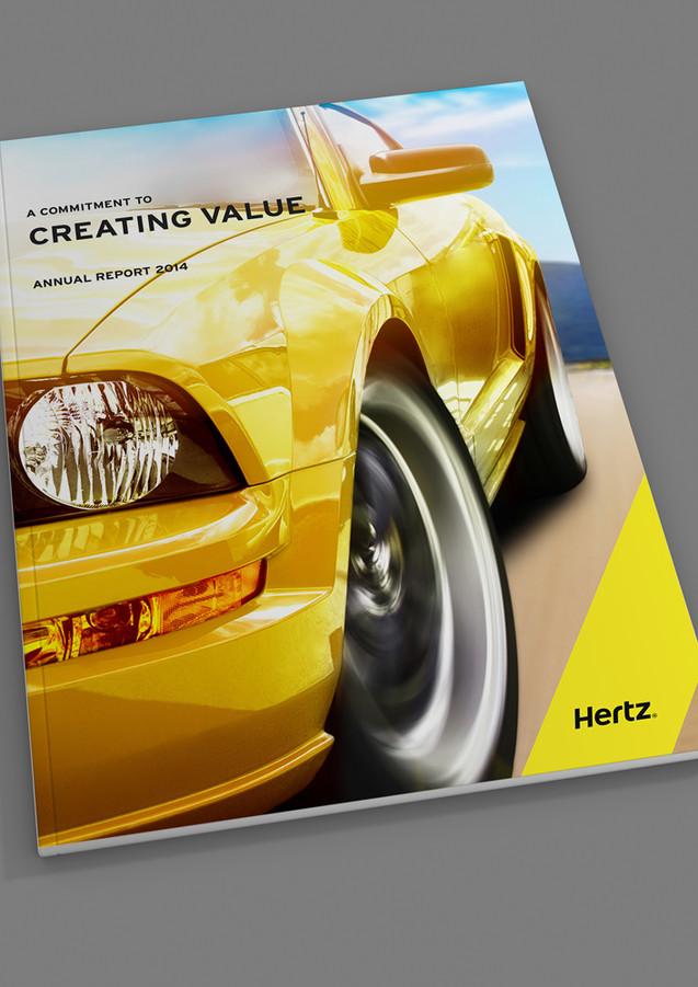 Hertz Výroční zpráva 2014