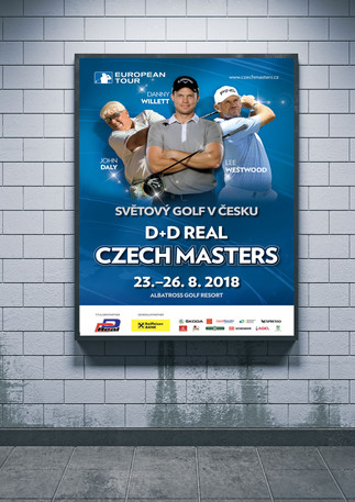 D+D Real Czech Masters 2018 CLV