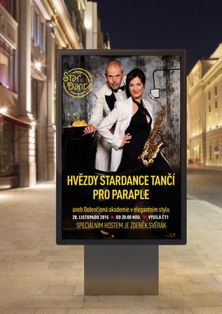 Centrum Paraple - Stardance