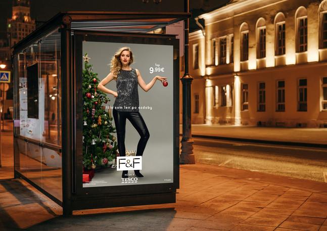 F&F kampaň XMAS2019