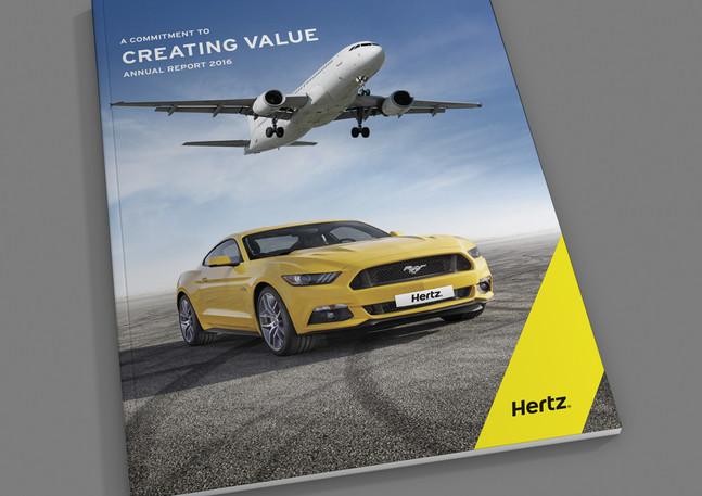 Hertz Výroční zpráva 2016