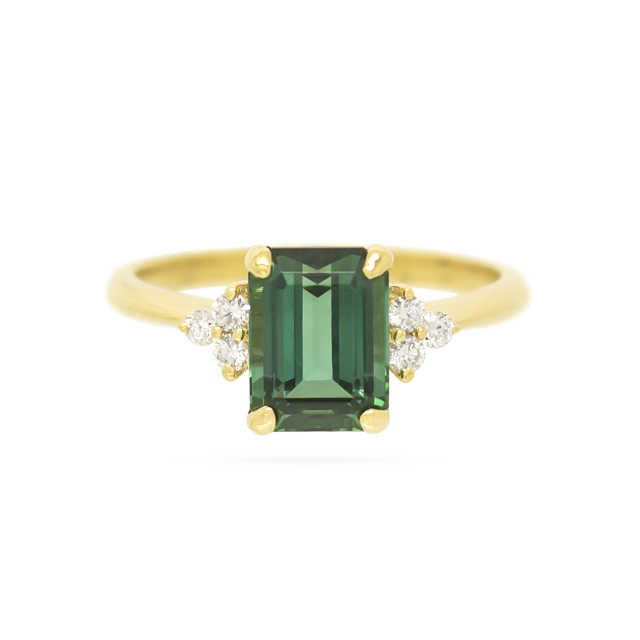 Lagoon Tourmaline Ring