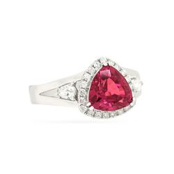 Malaya Garnet Ring