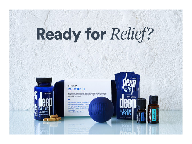 Ready for relief from pain or discomfort?