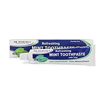 Is your Toothpaste Free of Toxins?