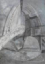 15. Обиталище.  2014, бумага, гуашь, пас