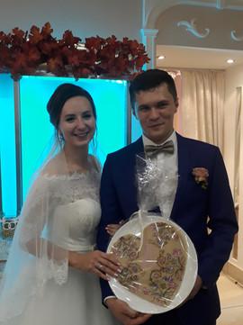 Марципан на свадьбу