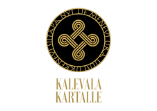 Kalevala kartalle logo