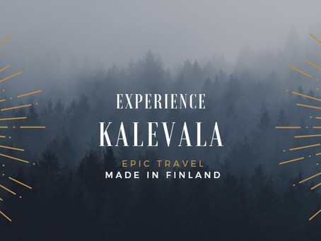 Mistä Kalevala kartalle hankkeessa on kyse?
