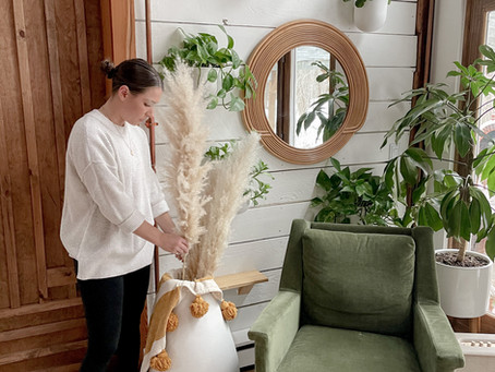 Roots Greenhouse: Our Dreamy Getaway at The Hunter Barnhouse