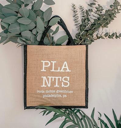 PLANTS Tote