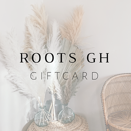Roots Giftcard
