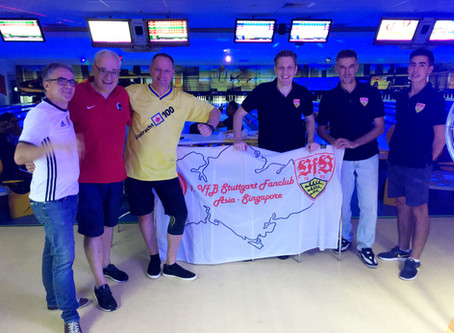 "Bundesliga BOWLING ""Trainingslager"" turning into tightly contested test series"