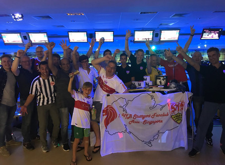 """RB Kaiserslautern Kerala"" wins DFB-Pokal in Bundesliga BOWLING in Singapore"
