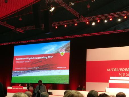 Bericht zur Mitgliederversammlung VfB Stuttgart 1893 e.V.