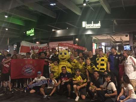Bundesliga Season 2017/2018 Finale in Singapore
