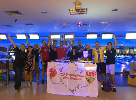 "VfB Stuttgart regaining ""Meister""-title in Bundesliga BOWLING in Singapore"