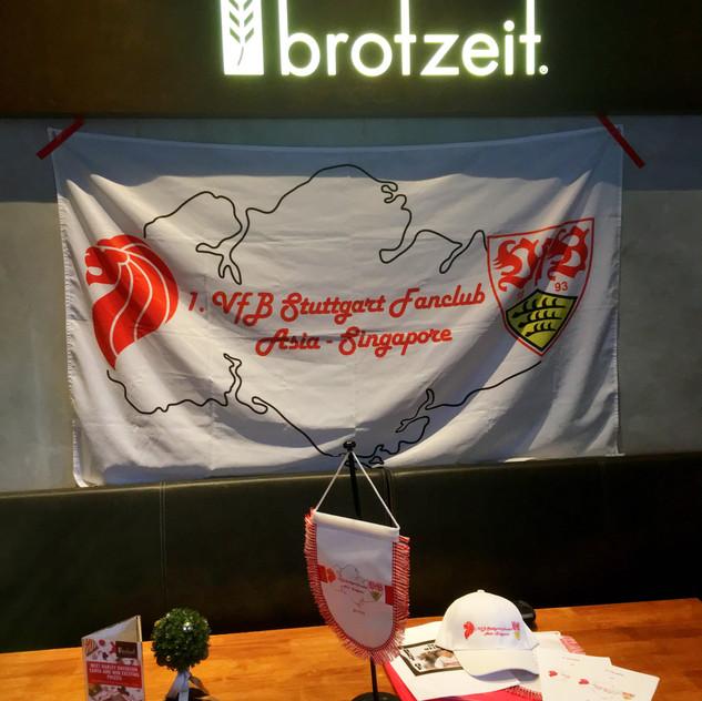VfB Fanclub @Brotzeit