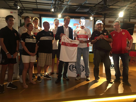 Meet & Greet with former VfB Stuttgart goalie Jens Lehmann