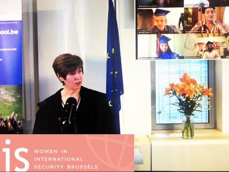 Commencement speech at the VUB Brussels School of Governance
