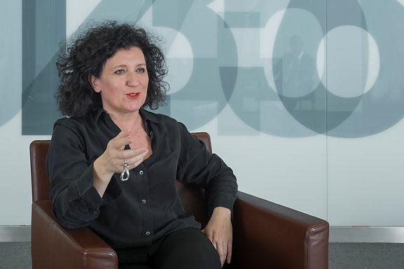 Conversation with Annemie Turtelboom