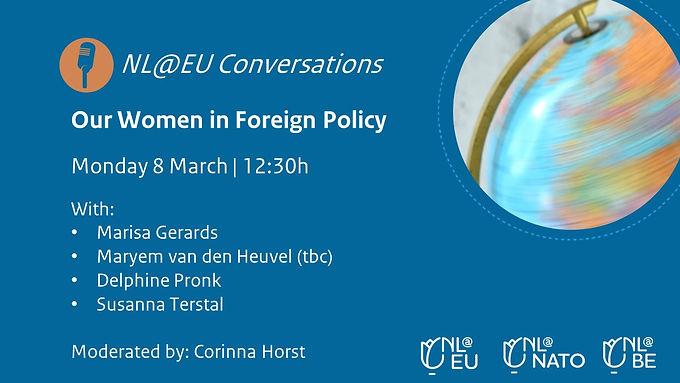 Webinar: Our Women in Foreign Policy