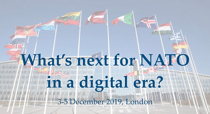 What's next for NATO in a digital era?