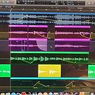 Arrangement musical ordinateur mixage