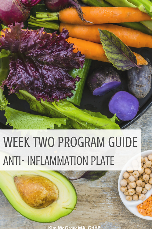 Week 2 - Anti-Inflammatory Guide