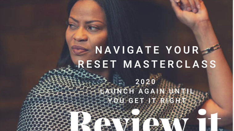 Navigate Your Reset Course